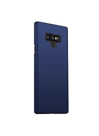 Microsonic Samsung Galaxy Note 9 Kılıf Premium Slim  Lacivert